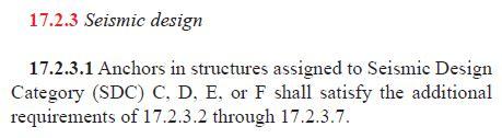 seismic design criteria version 1 7 anchor bolt sleeve