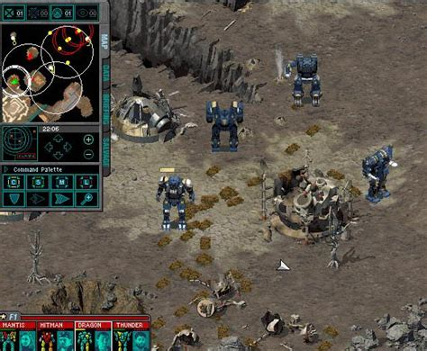 strategy game layout mech commander gold keyboard layout download
