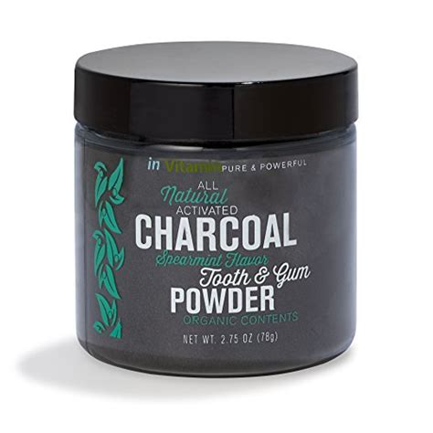 top   charcoal whitening teeth  sale