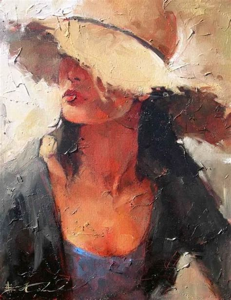 A Pretty With Andre by Artodyssey Andre Kohn