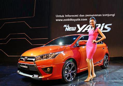 Toyota Yaris G Matic 2015 harga mobil toyota yaris tipe e g s trd manual matic baru