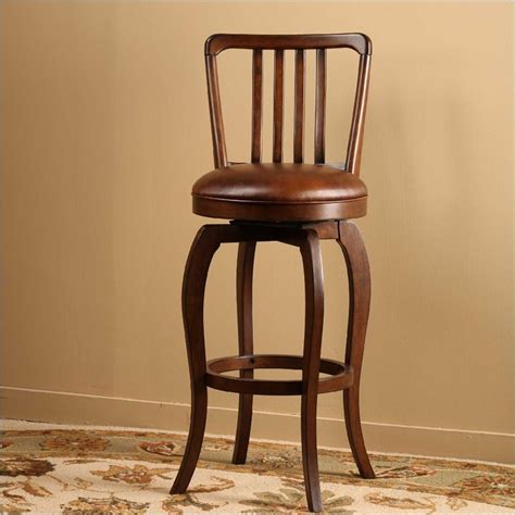 32 inch bar stools swivel hillsdale kayden 32 quot swivel antique brown bar stool ebay