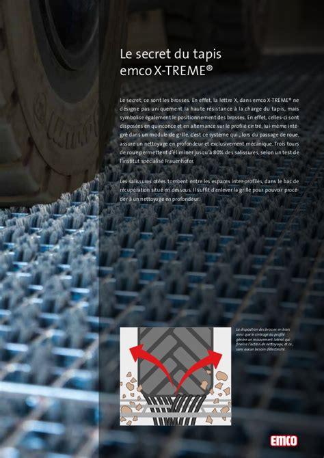 Emco Vie emco x treme brochure fr