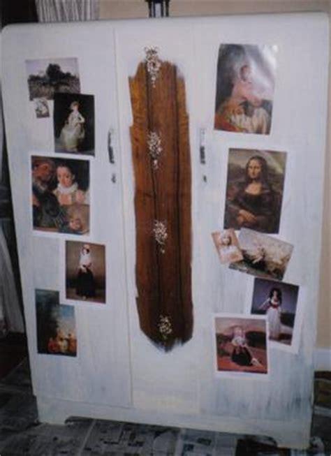 decoupage wardrobe how to decorate a wardrobe with decoupage