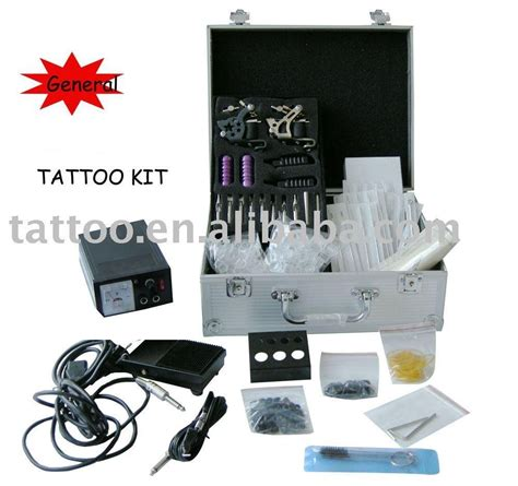 tattoo design kit tattoo machine kit