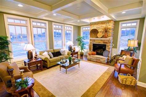 Interior Model Homes by Interior Photos Of The Cottage And Village Towne Model