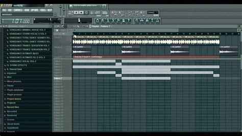 tutorial fl studio deep house fl studio tutorial free flp deep house youtube