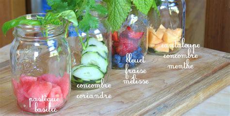 Sante Detox Agua by Eaux Vitamin 233 Es Fruit 233 Es Faites Maison