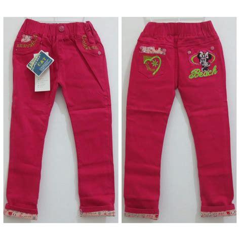 Celana Panjang Anak Import jual celana panjang anak import minnie ct 1527 p