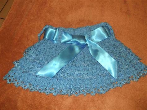 faldas de crochet para nina falda en crochet para ni 241 a faldas pinterest crochet