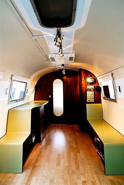 Challenging Open Floor Plan In Airstream Renovation