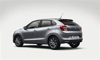 Suzuki Baleno Maruti Suzuki Baleno To Launch In India On October 26
