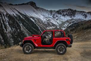 Jeep Rubicon Aftermarket 2018 Jeep Wrangler News Rumors Specs Performance