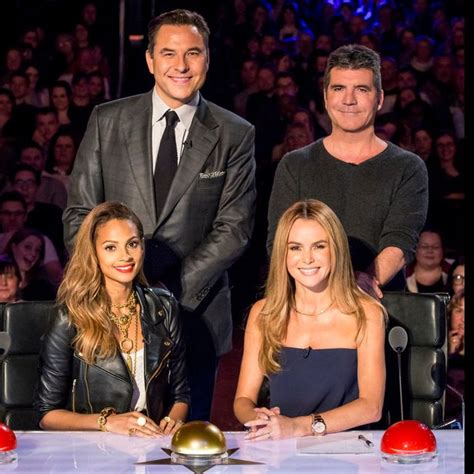 Britains Idol by Amanda Holden Confirms Britain S Got Talent Judging Line