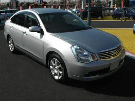 nissan bluebird 2010 used nissan bluebird sylphy sedans 2010 model in silver