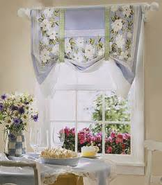 kitchen curtains fabric interior decorating