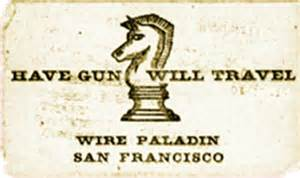 paladin business card gun will travel