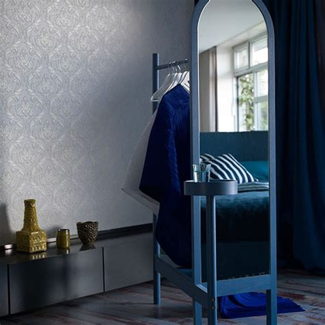 bedroom clothes horse blue bedroom with sculptural clothes horse how to make a