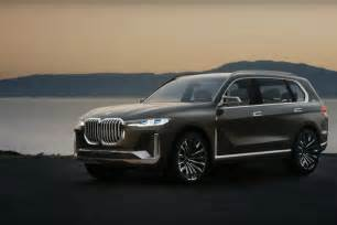 X7 Bmw Bmw X7 Concept Shown In Teasers Alongside New