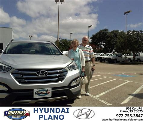Huffines Hyundai by Huffines Hyundai Plano Thank You To Ring On The 2013