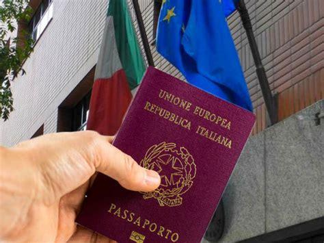 consolato belo horizonte descendientes logran ciudadan 237 a italiana por demora de