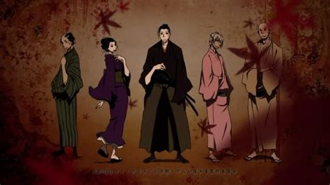 Anime House Of Five Leaves Review Nerd Reactor