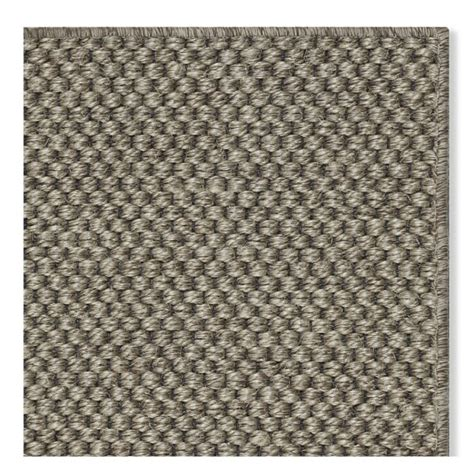 williams sonoma rugs customizable sisal rug quartz williams sonoma