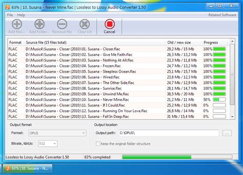 converter opus to mp3 lossless to lossy audio converter converts from flac alac