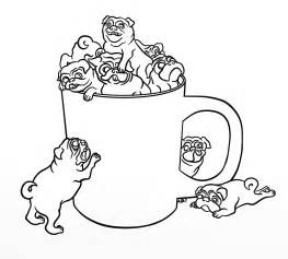 pug coloring pages wallpaper wallpaper lds