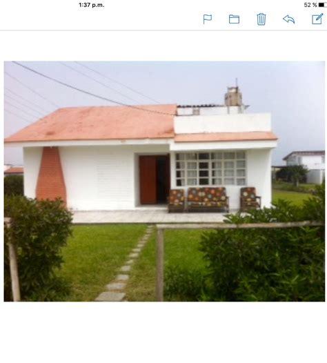 alquileres casas alquiler casa de playa provincia de lima adondevivir