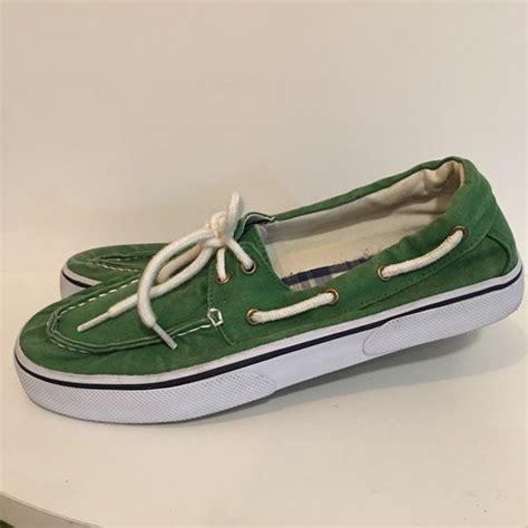 st john s bay boat shoes 76 off st john s bay other st john s bay green boat