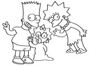 the simpsons coloring pages coloriage shiryu coloring pages