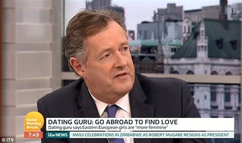 Out And About Nation 22 by Piers Calls Dating Guru A D K On Gmb Daily