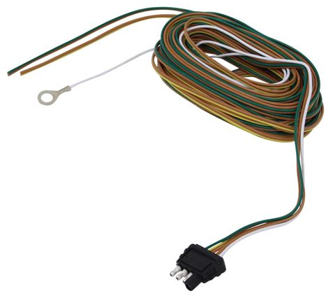 35 ft wishbone 4 way trailer wiring harness with 42