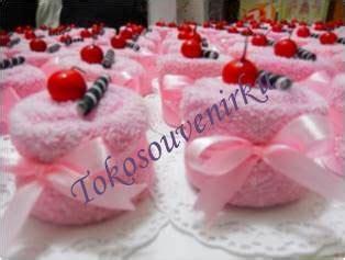 Pita Satin 1 Teddy my journey muffin towel mini tart towel untuk