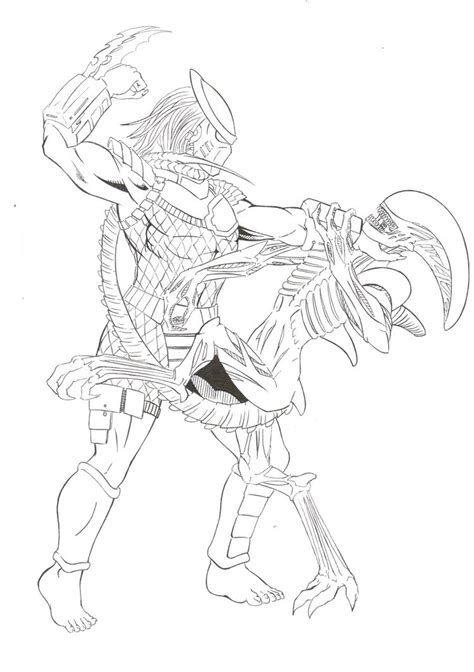 predator coloring pages related keywords suggestions