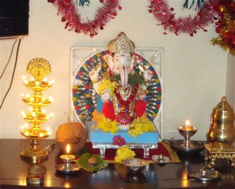 ganpati home decoration ganpati decoration ideas for home the royale