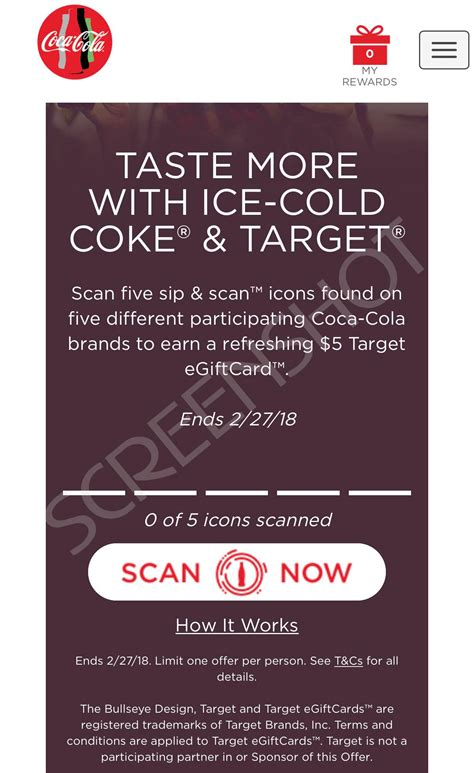 How To Use Target E Gift Card - free 5 target egift card mobile device required vonbeau com