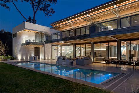 casa al lago casa vista al lago arquitectura en acero