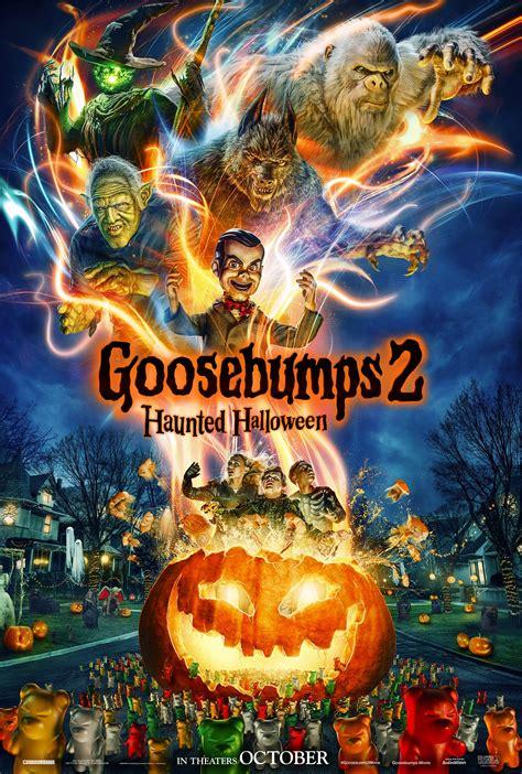 442062 goosebumps haunted halloween goosebumps 2 haunted halloween 2018 posters the