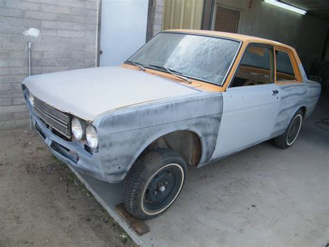 datsun   door rolling body chassis  sale
