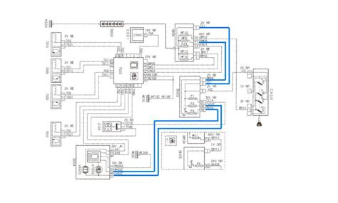 hifonics wiring diagram hifonics wiring and circuit