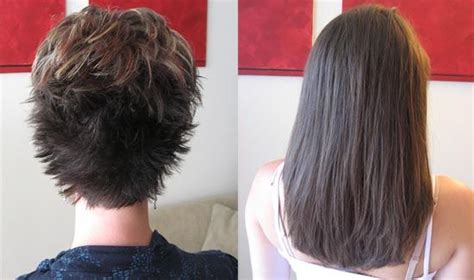 short hair with extensions styles before and after hair extensions for short hair i want to get these