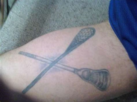 lacrosse tattoos lax tat