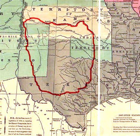 Karet Boot Trail comanche wars