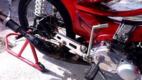 Yamaha Bebek V80 yamaha v80 bebek merah menolak punah boyolali punya