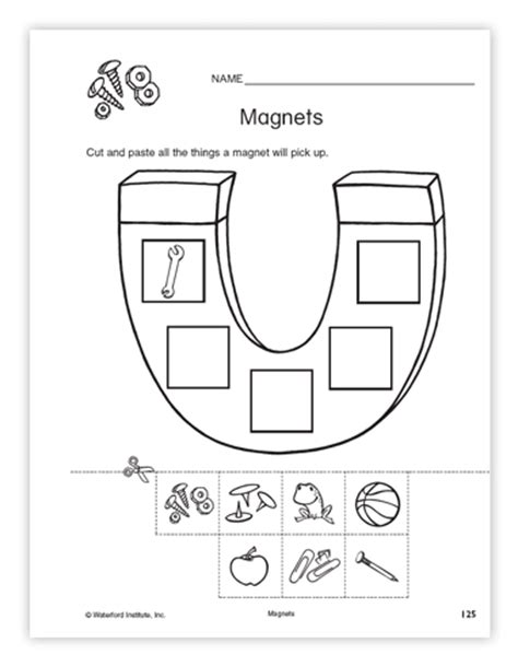 Magnets Worksheet by Magnets Worksheet Science Learningenglish Esl