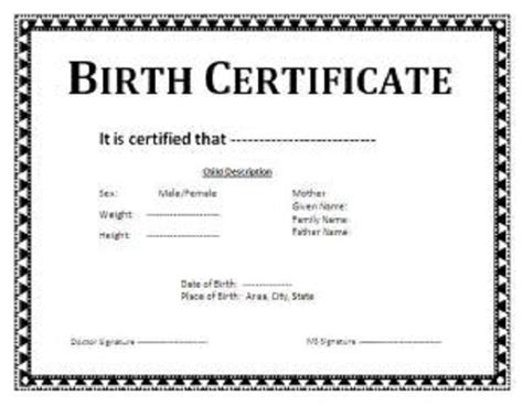 No Record Of Birth 2 Million With No Birth Certificates Report Reveals The Chronicle