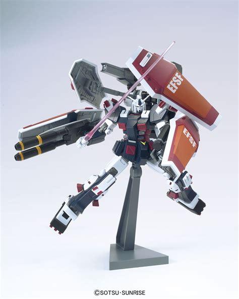 gundam thunderbolt armor gundam anime color ver