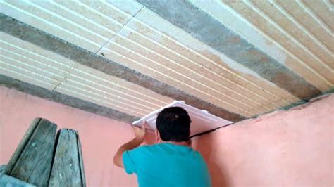 placas de poliuretano para techos como pegar placas de poliestireno o antihumedad para